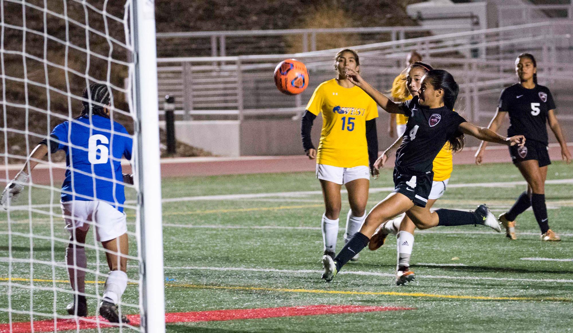 Soccer tames Wildcats