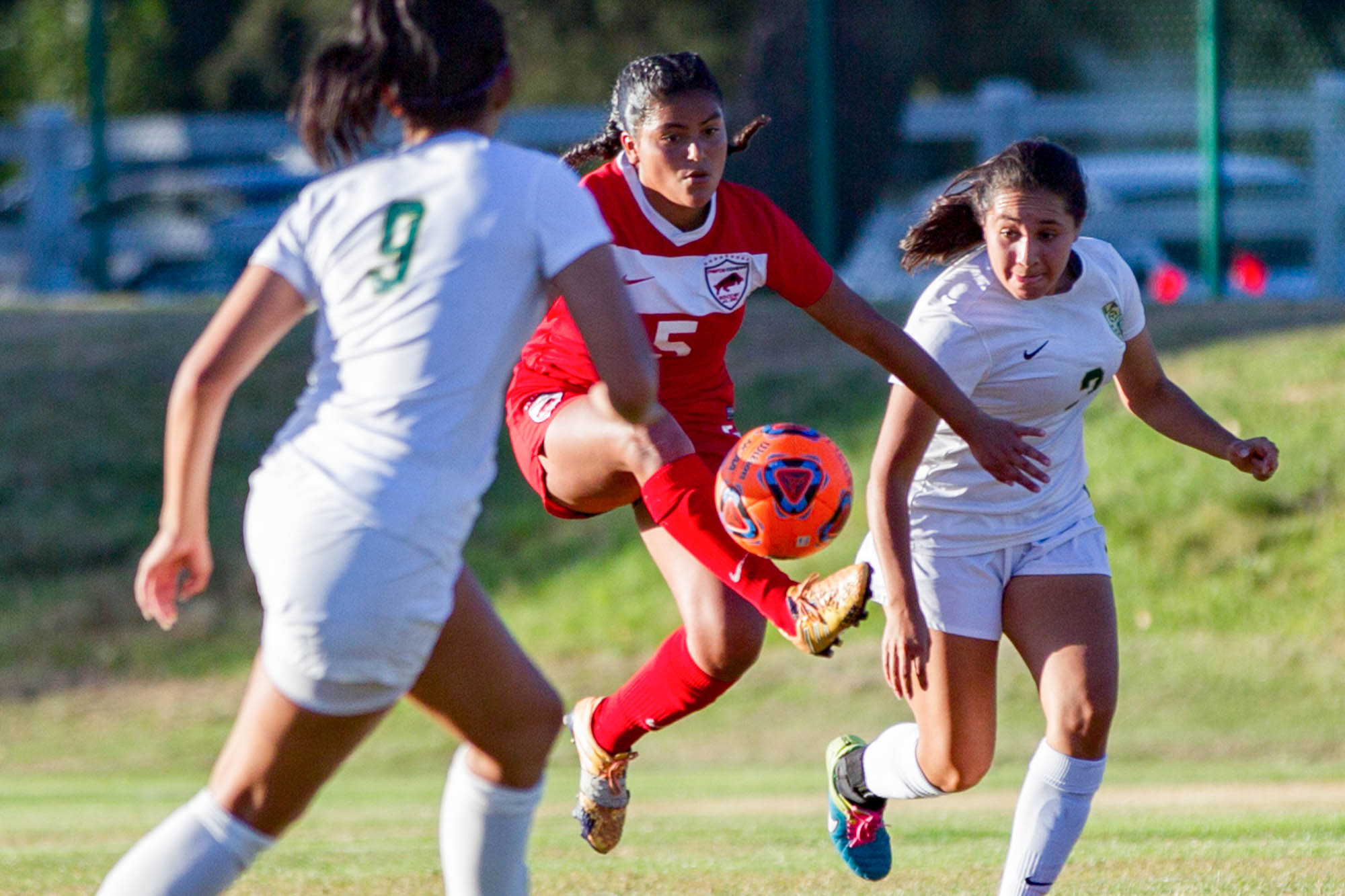 Soccer do the double on cross-town rivals