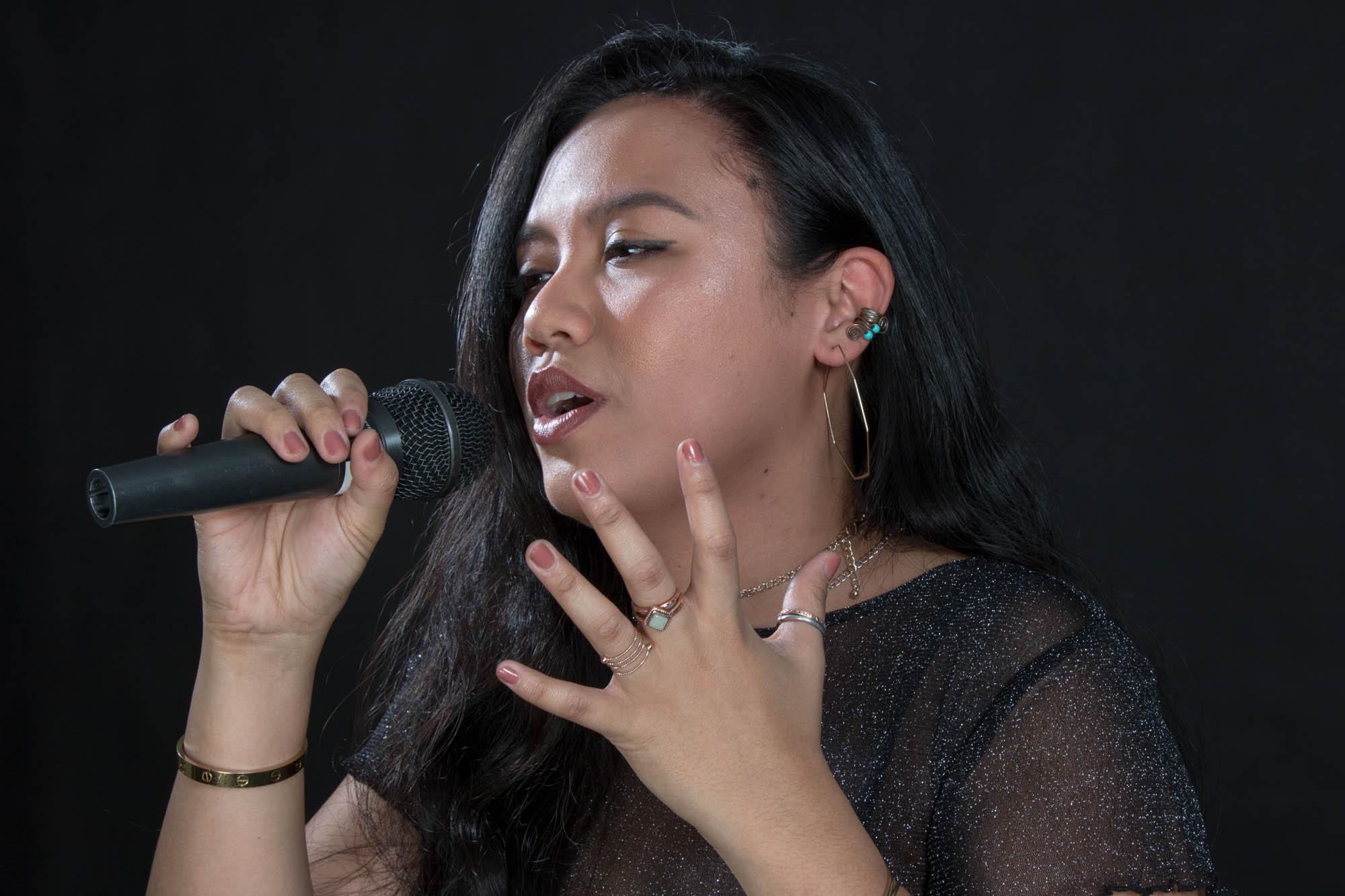 Kathrina shares her 'Voice'