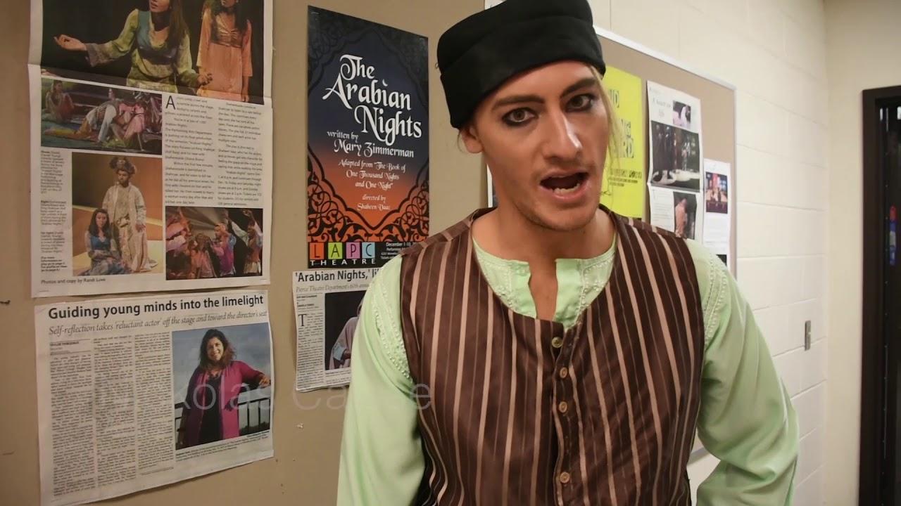 Behind the Scenes of Arabian Nights