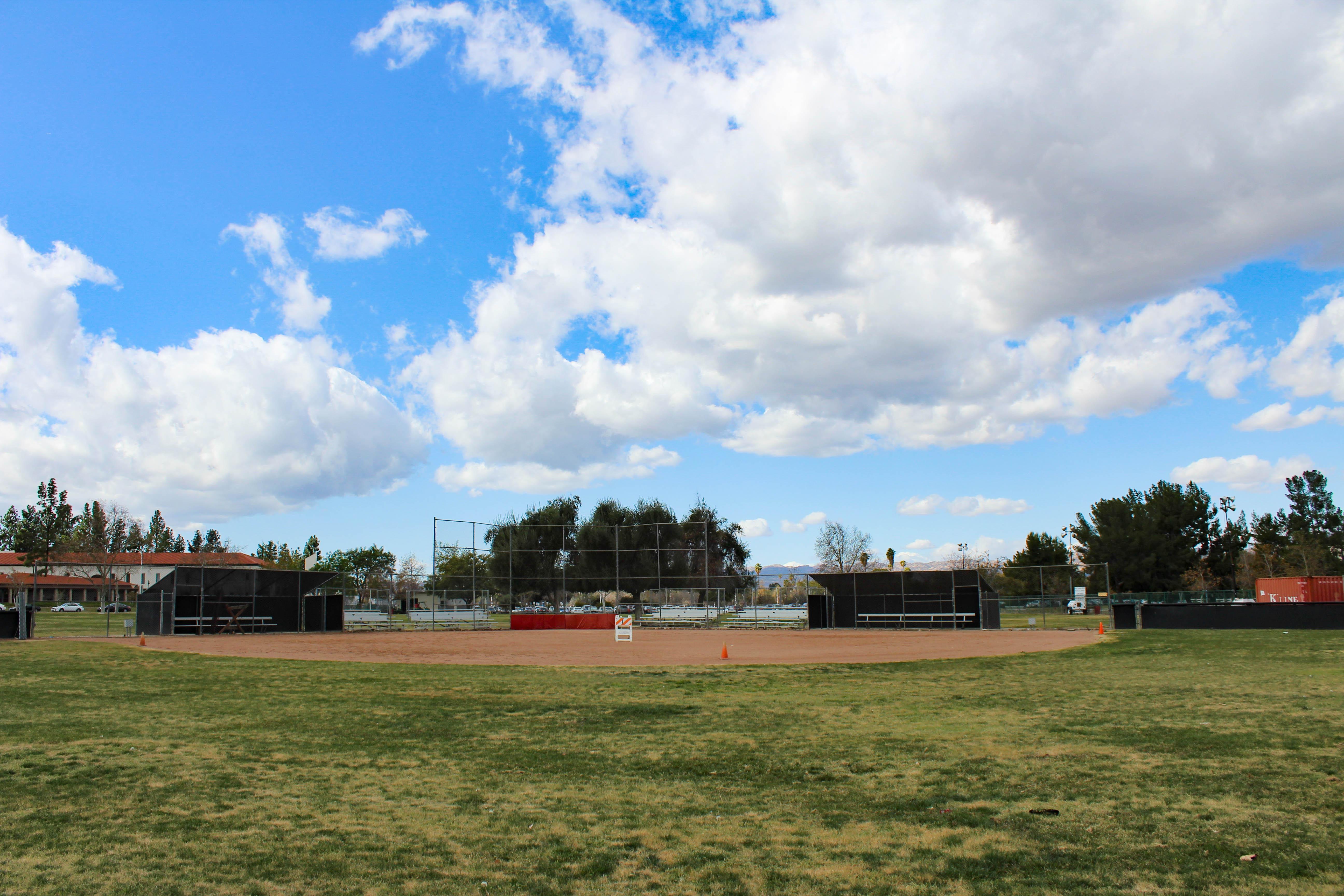 Softball season strikes out