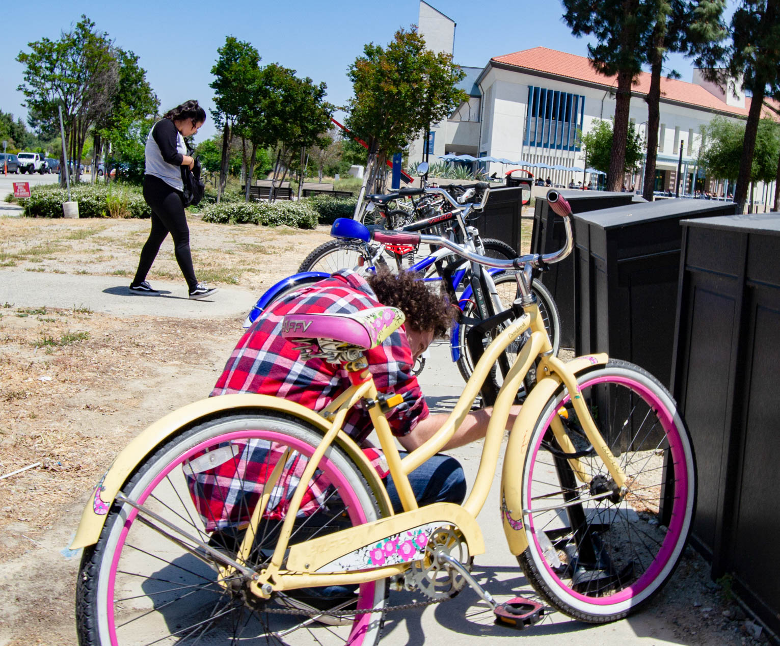 ASO wants you to ride your bike to campus