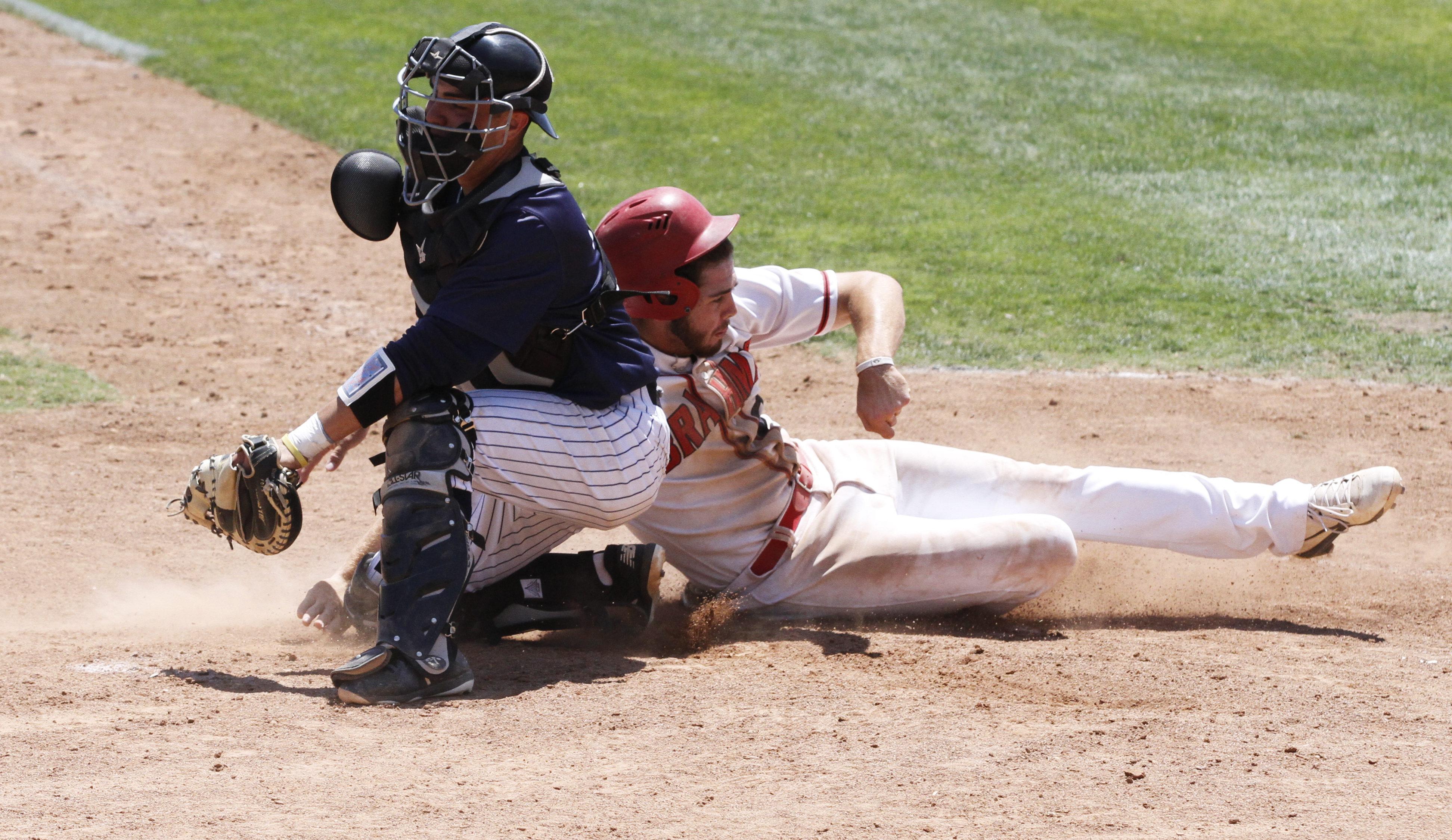Baseball improve on last year's finish
