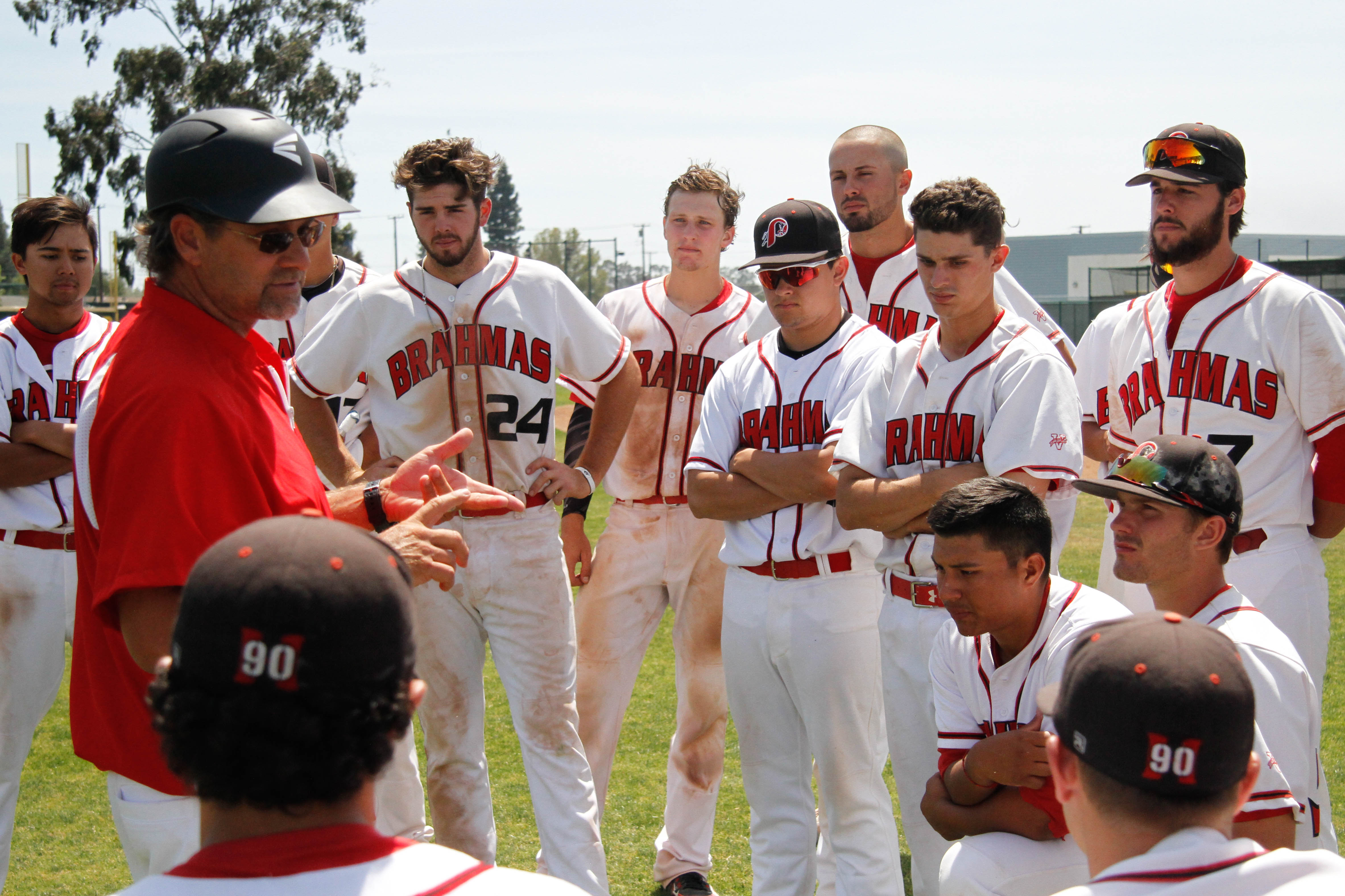 BRIEF: Head baseball coach gets big opportunity