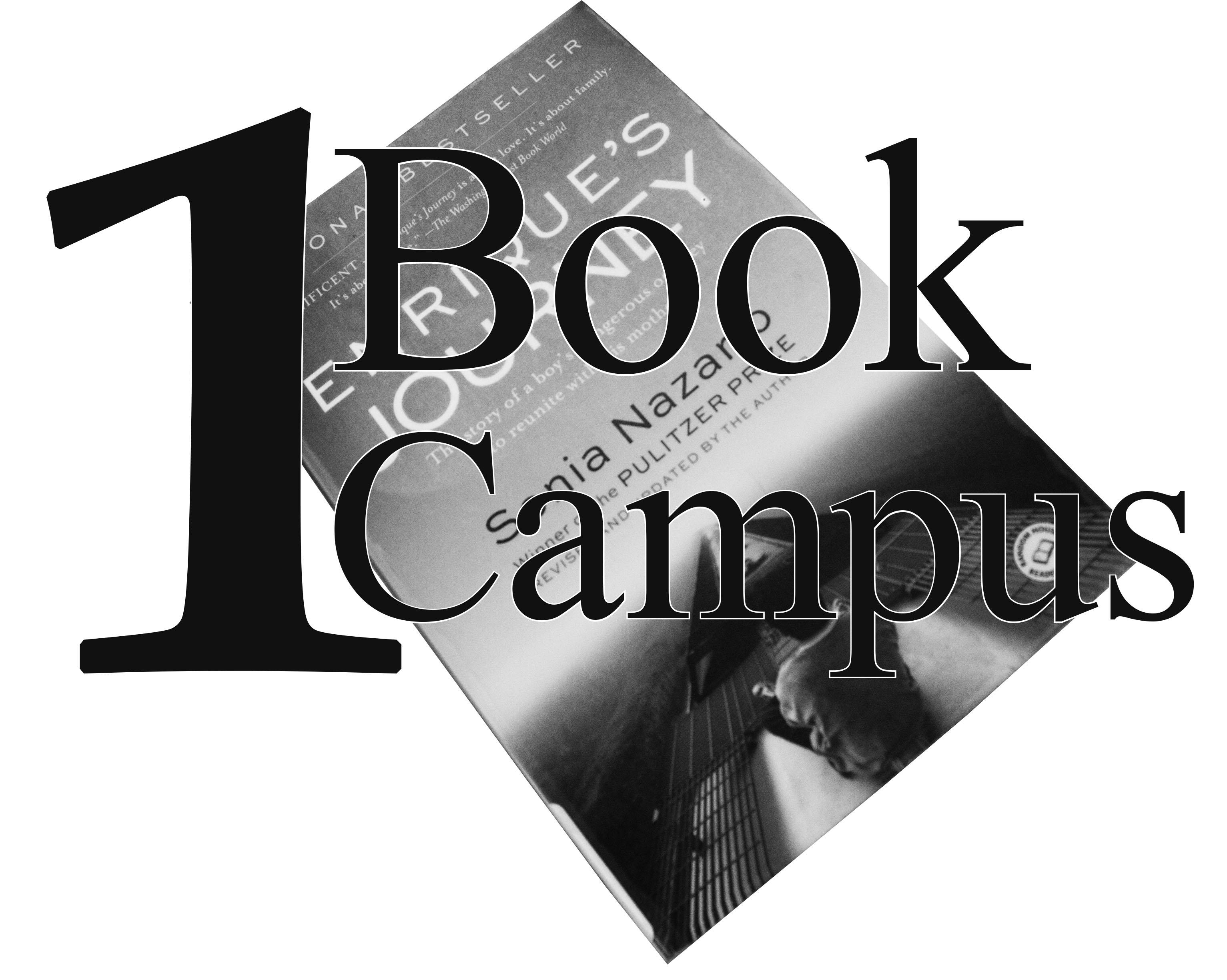 One book, one campus: Enrique's Journey