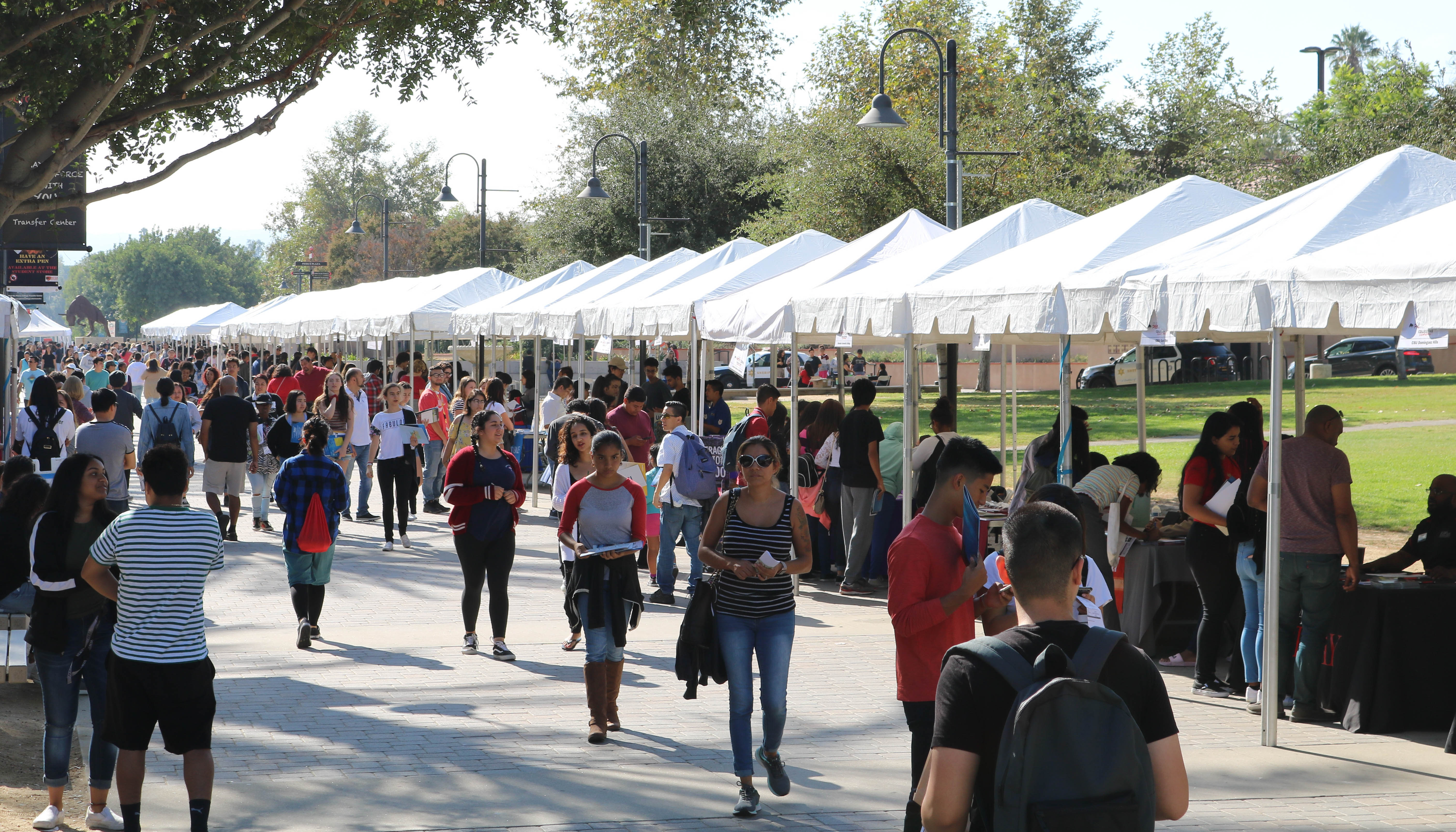 College Fair Extraordinaire