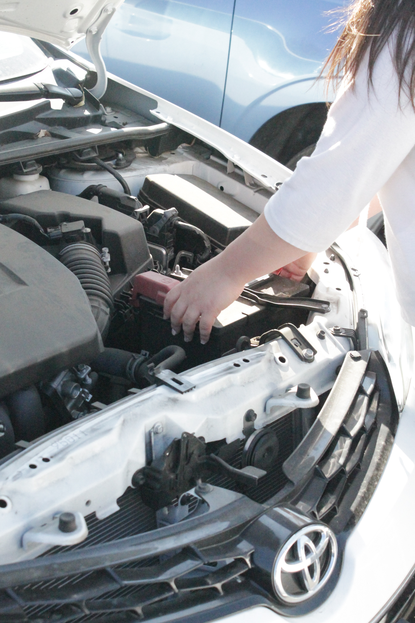 Car battery thefts on the rise