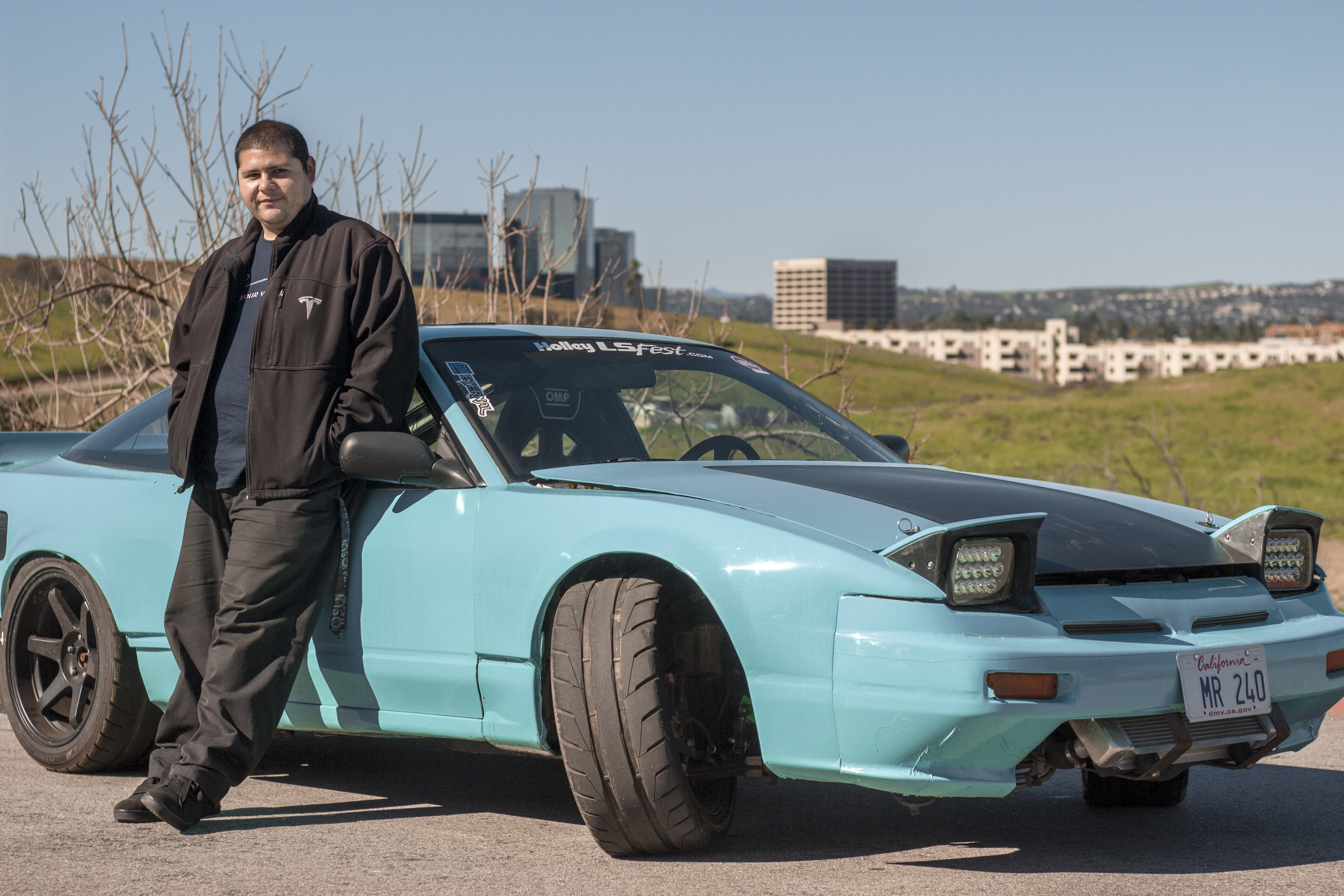 From Frankenstein cars to Tesla Technician