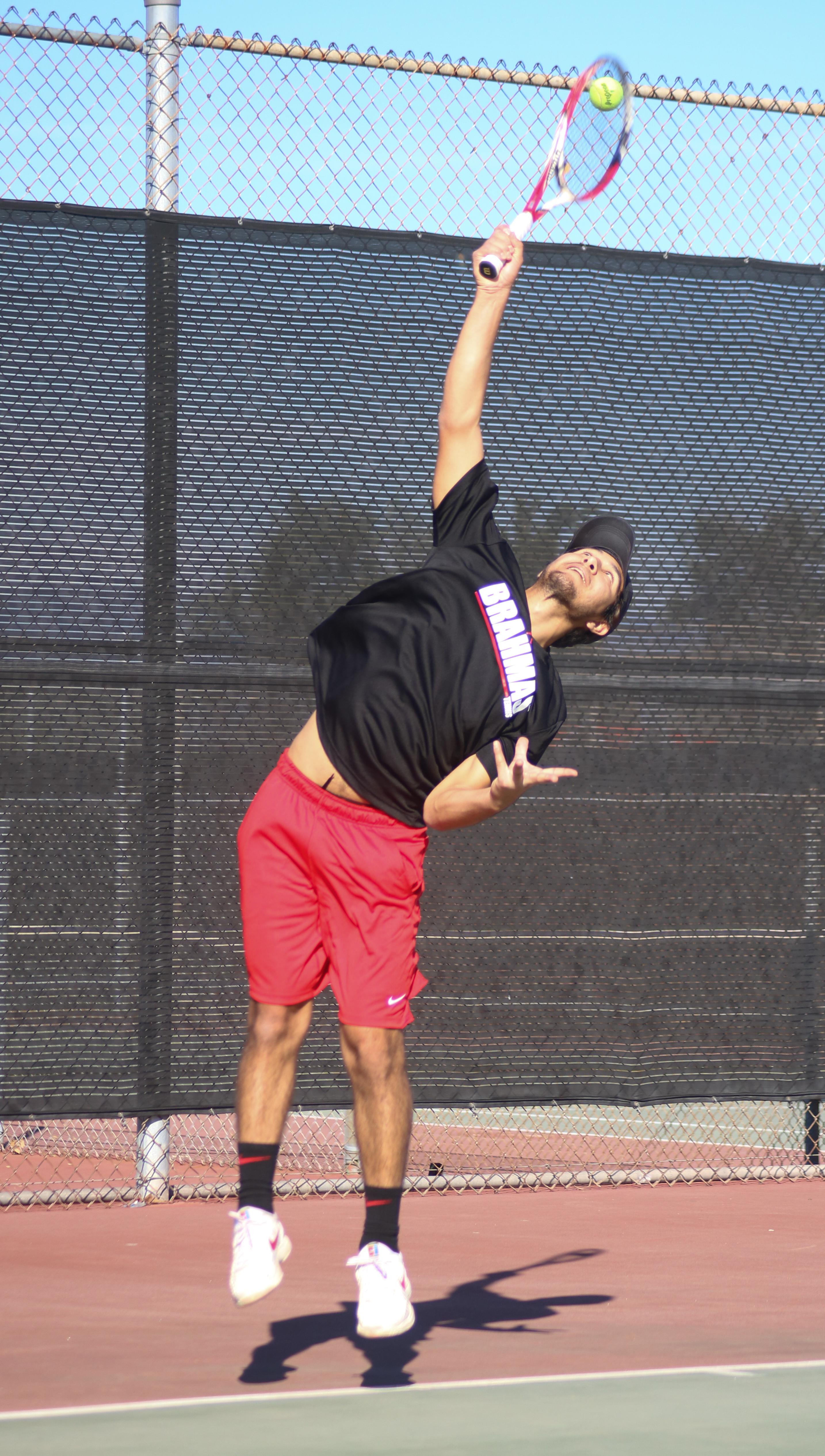 Tennis recruitment mishaps