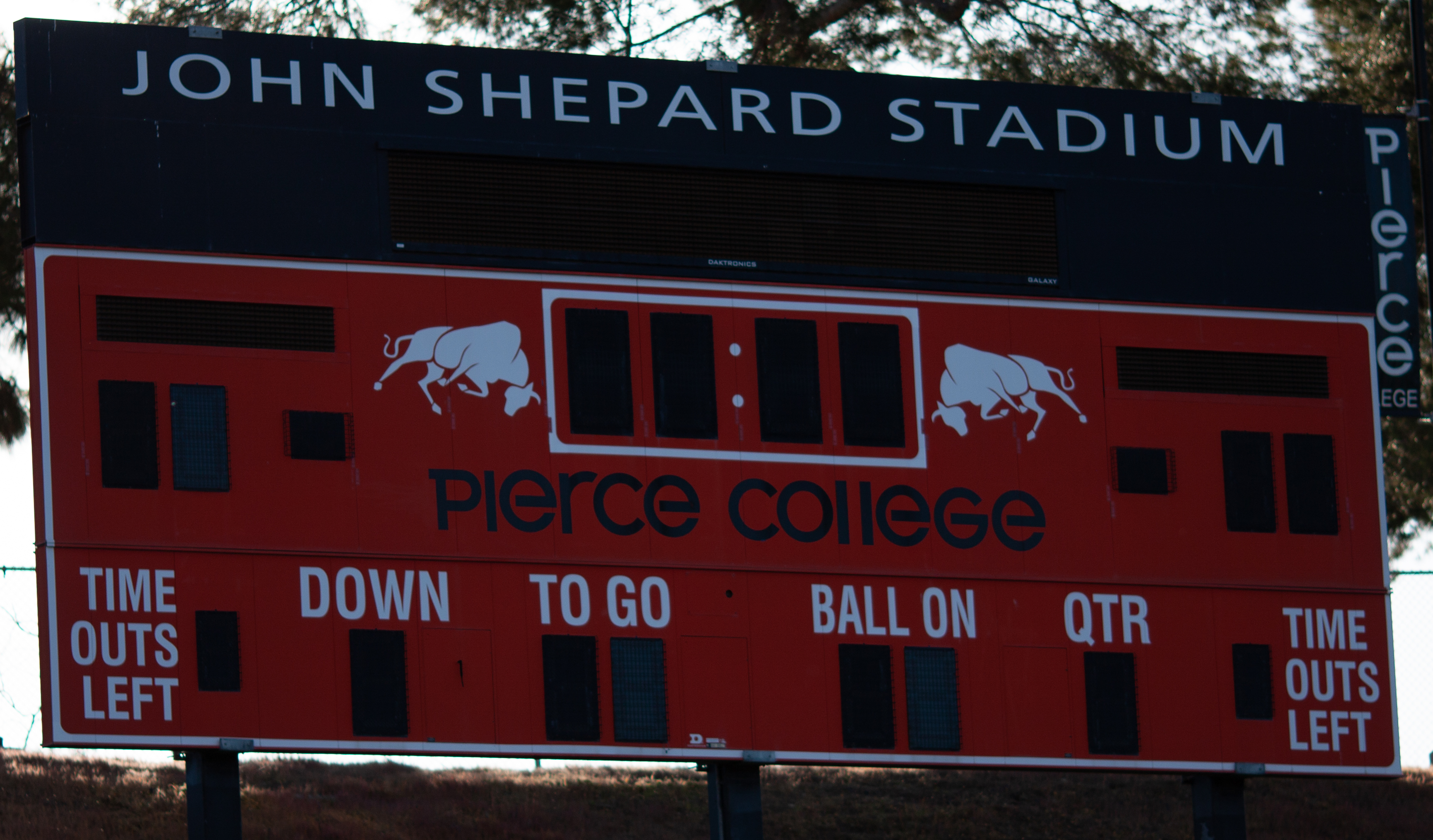 New scoreboard helps attract athletes