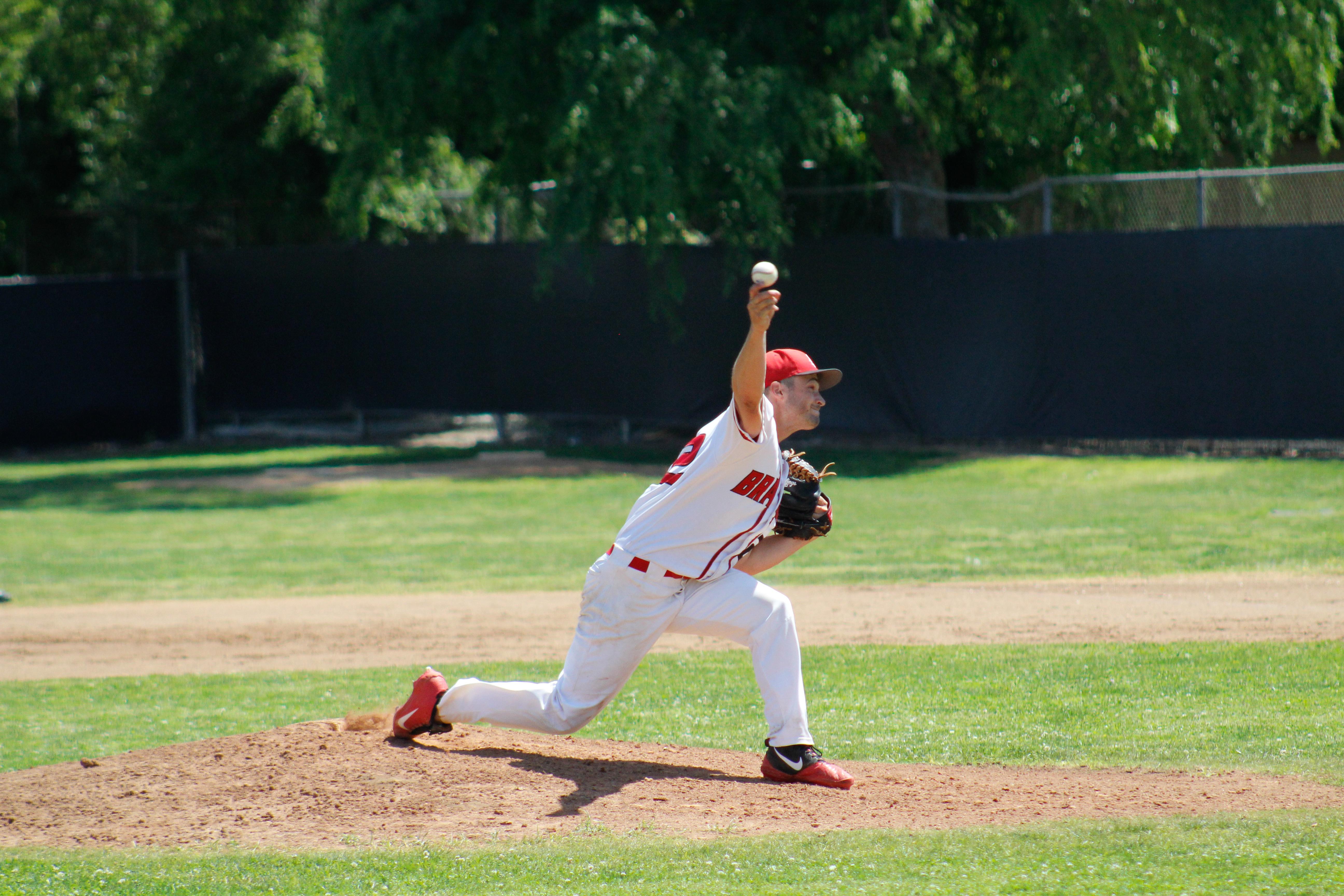 Baseball suffers narrow defeat