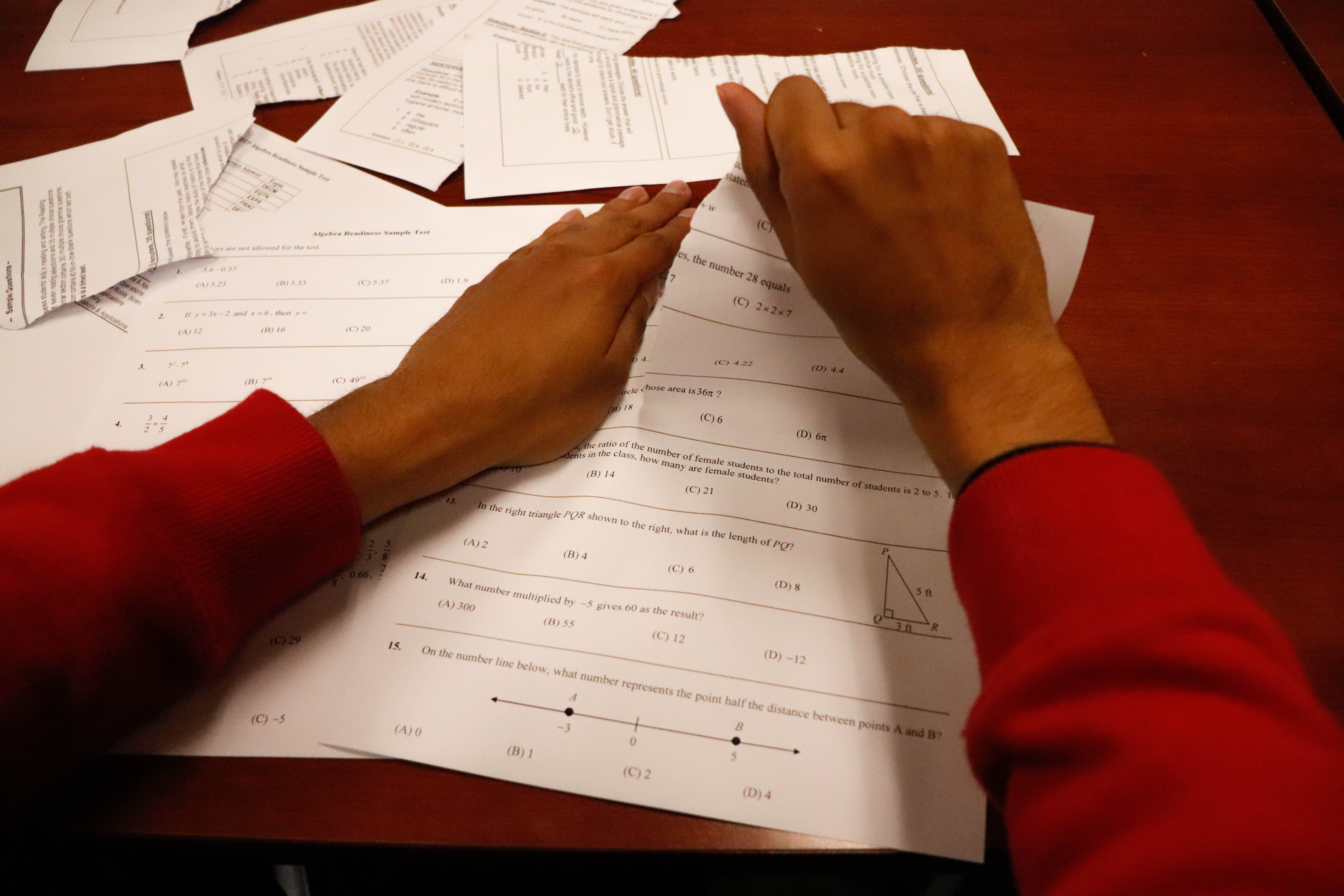 Say goodbye to placement tests