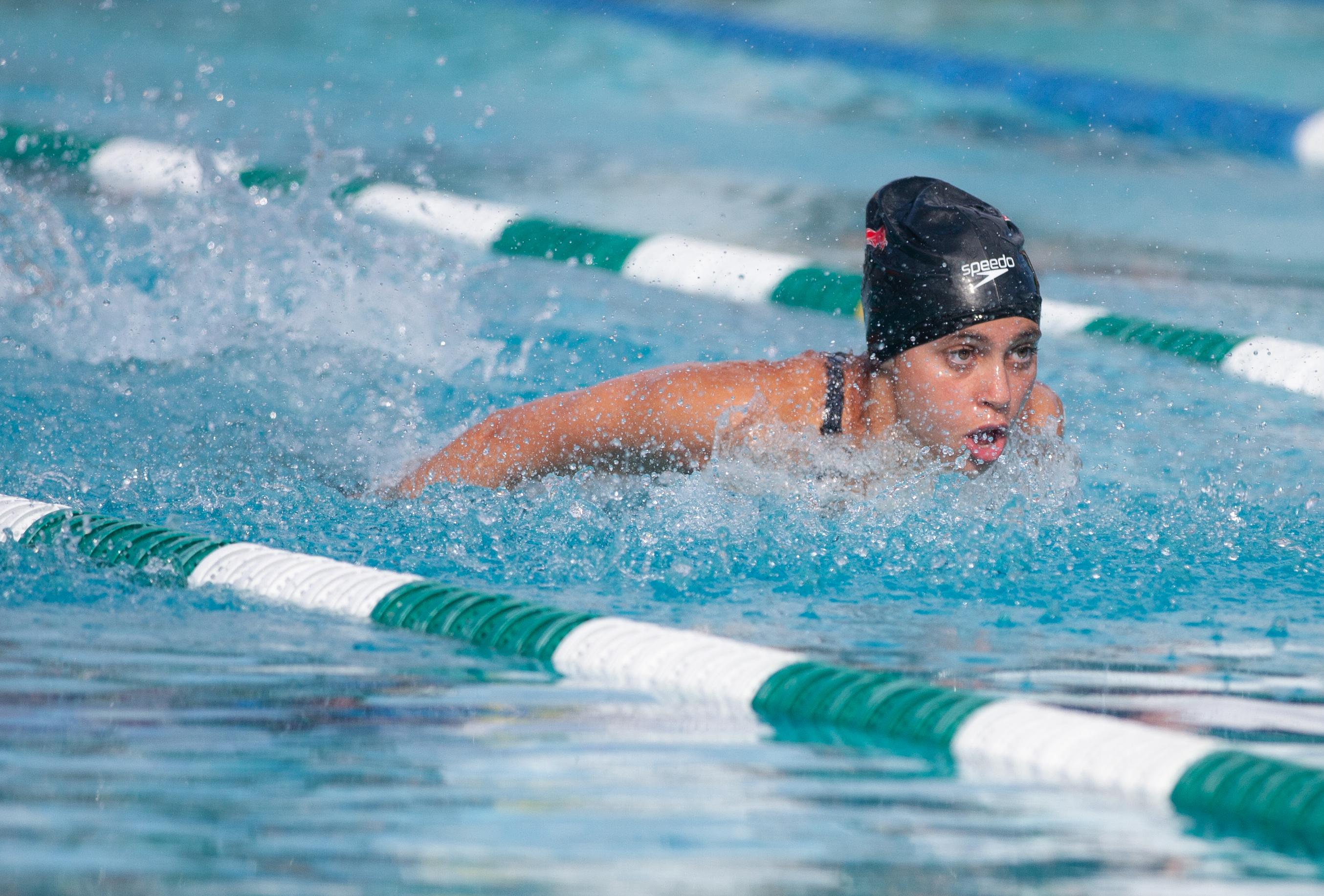 Swimming towards Cupertino