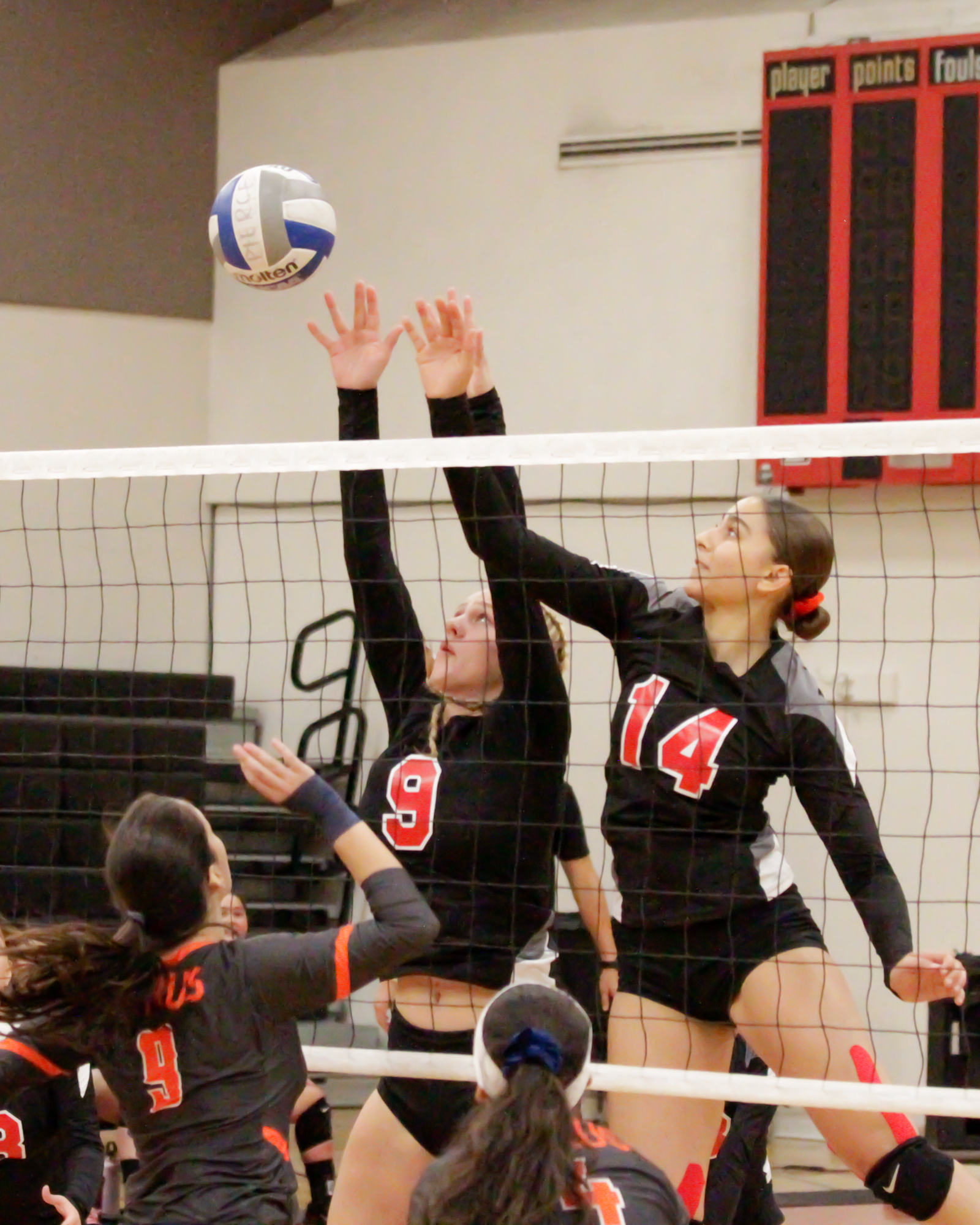 Volleyball drops home opener