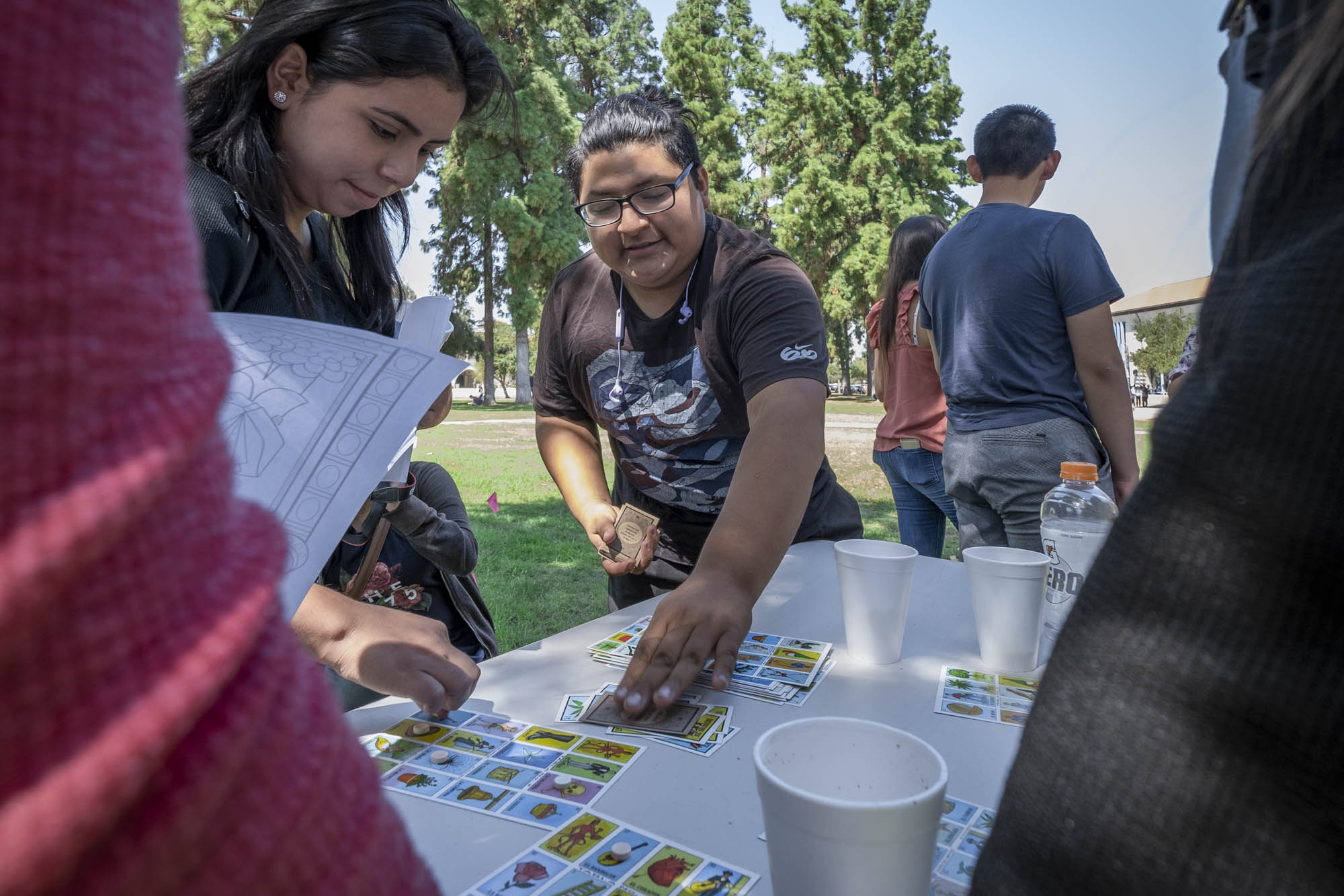 A whole Lotería of fun at Rocky Young Park
