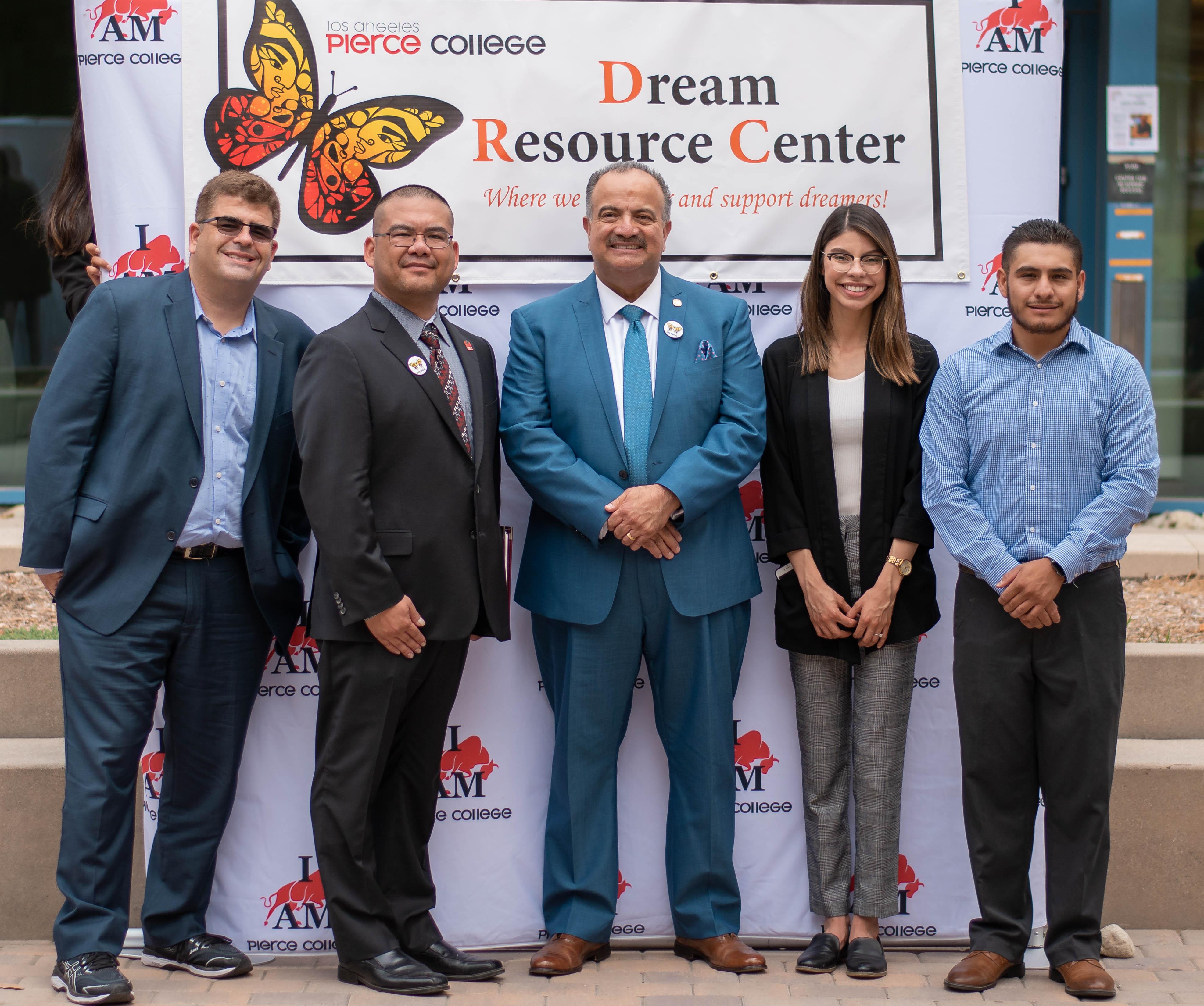Brief: Dream Resource Center Grand Opening