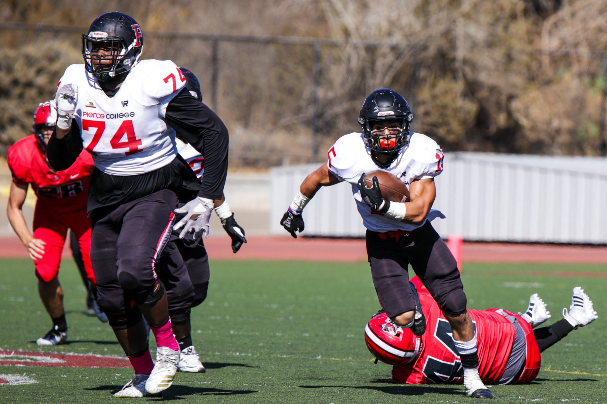 BRIEF: Football drops conference opener