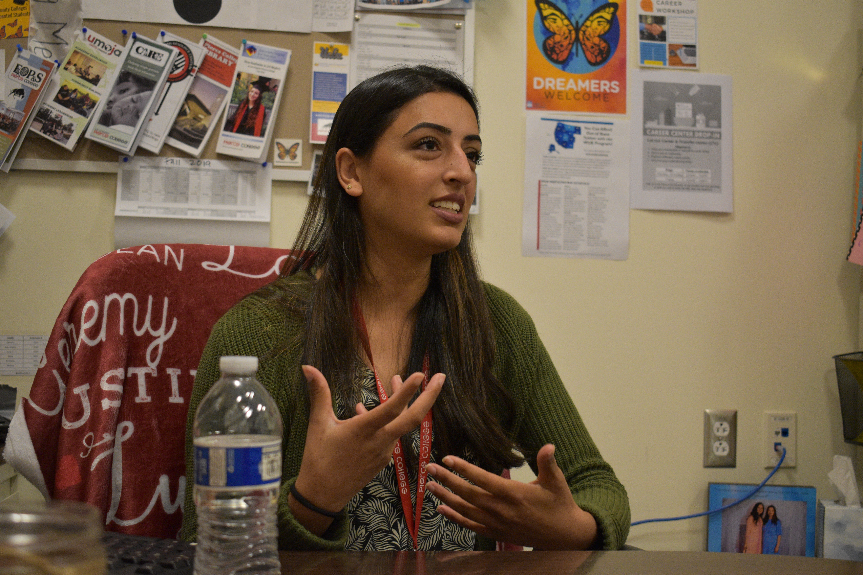 Mentors deliver assistance to students