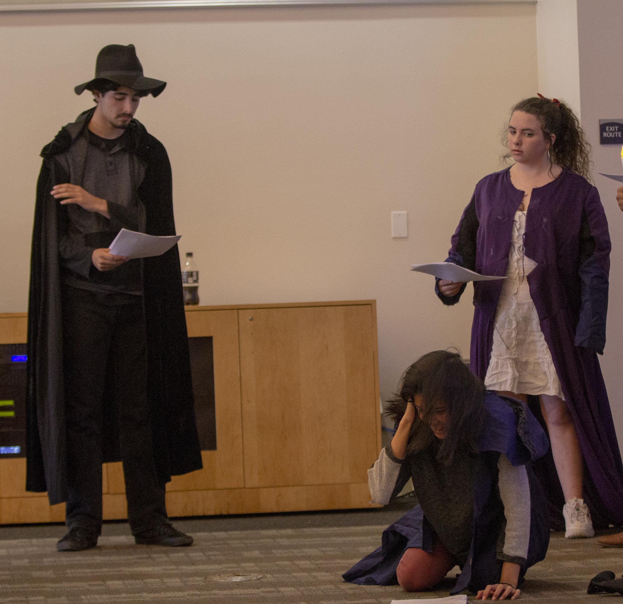 Salem witch trials come to Pierce