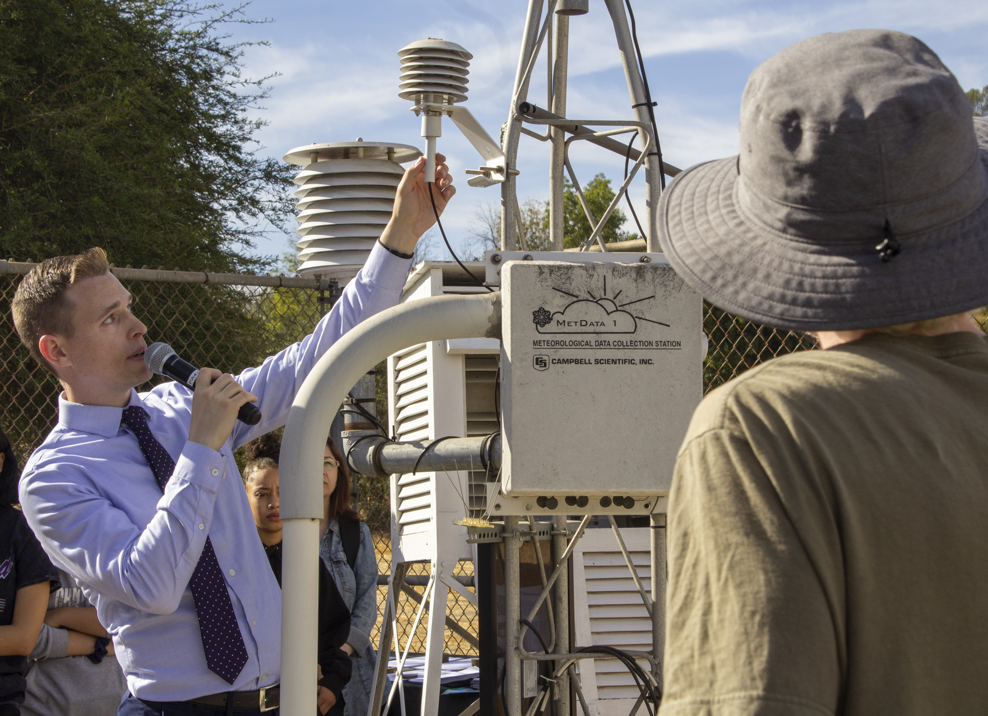 70 years of the Weather Station