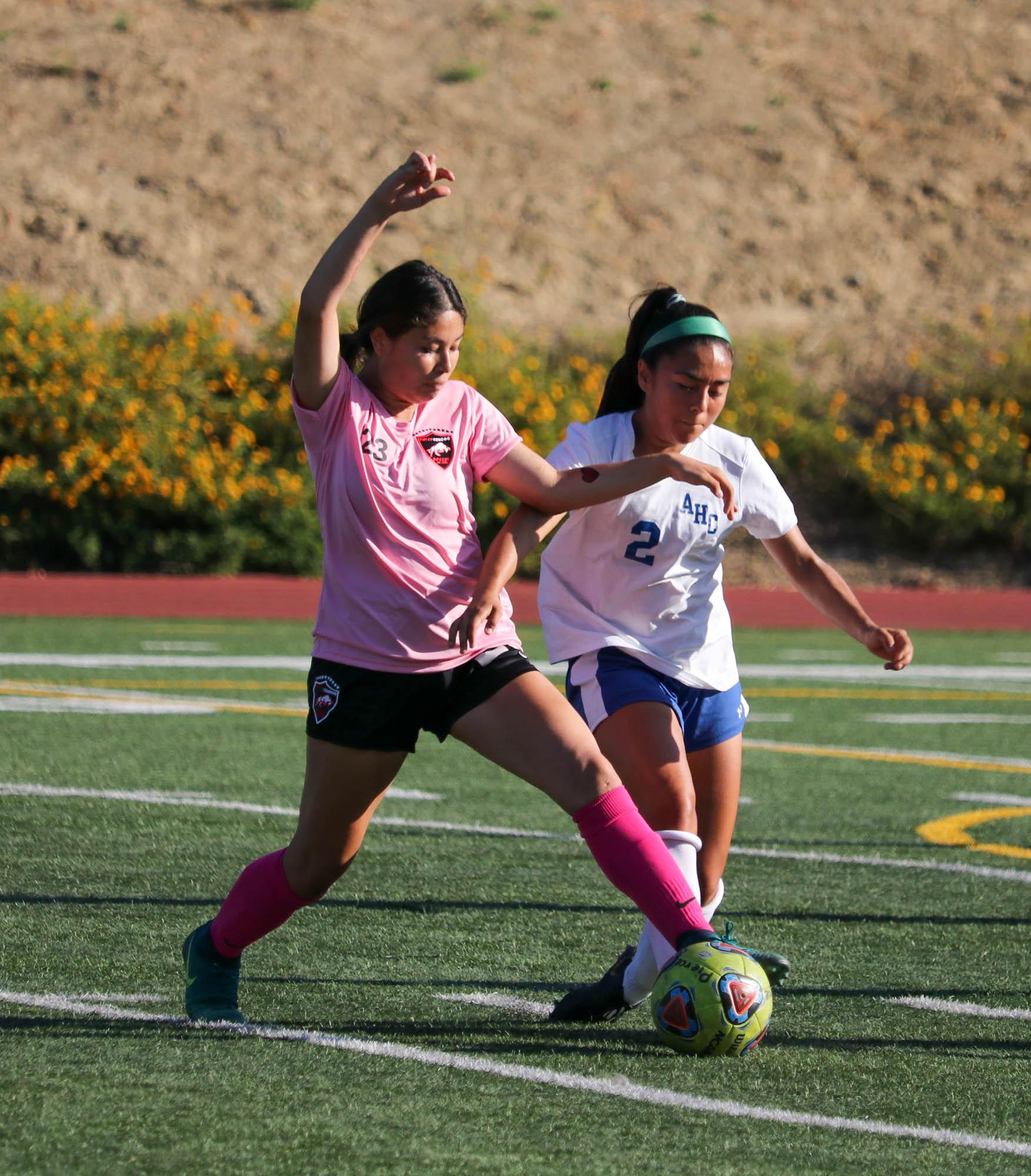 Soccer loses narrow game