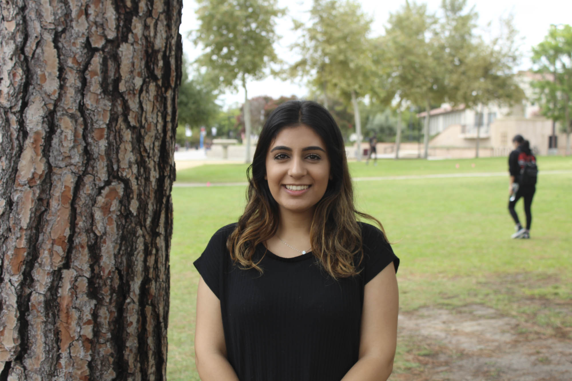 Student brings understanding and knowledge to Pierce