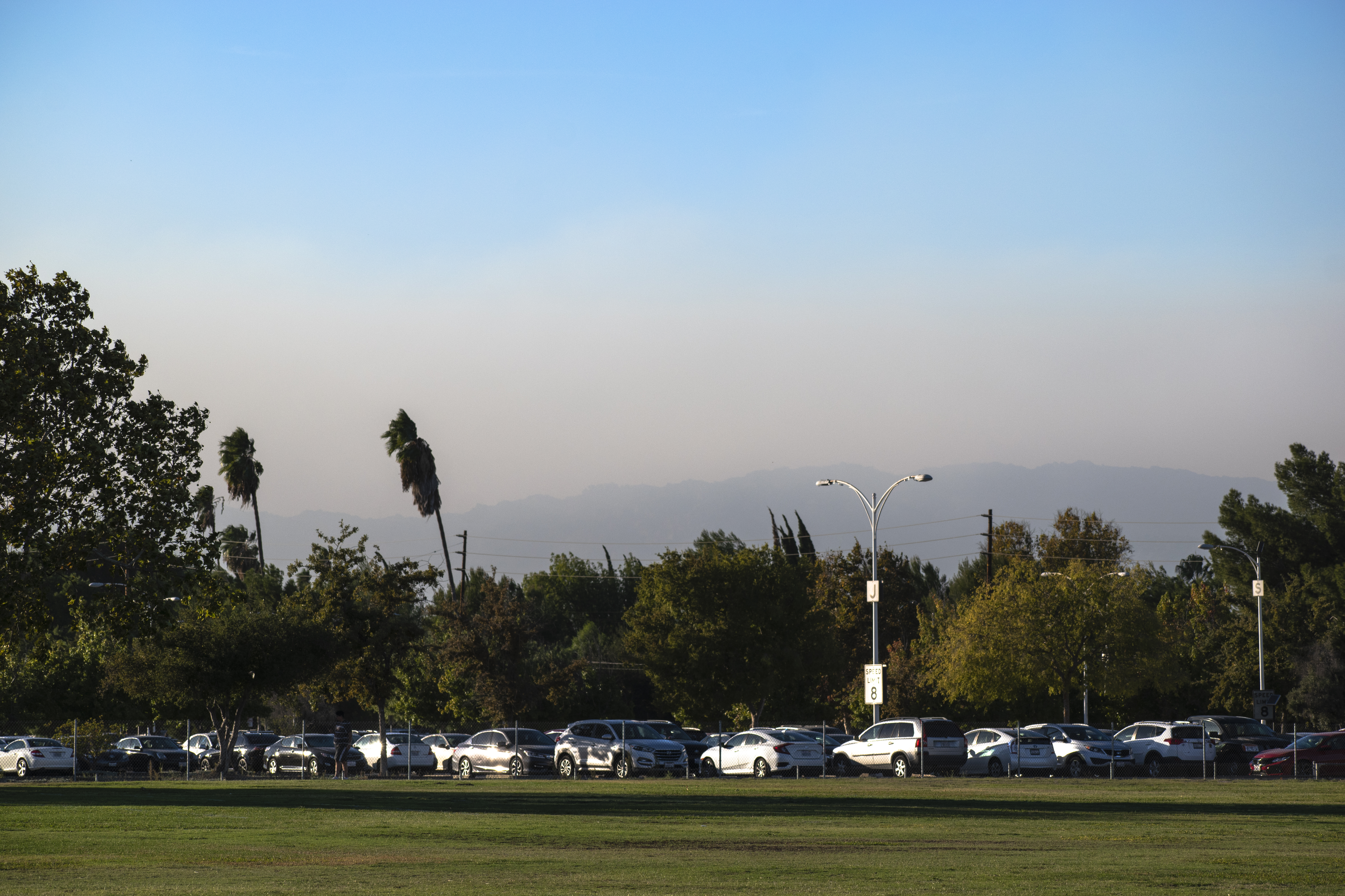 BRIEF: Air quality cancels outdoor activities at Pierce