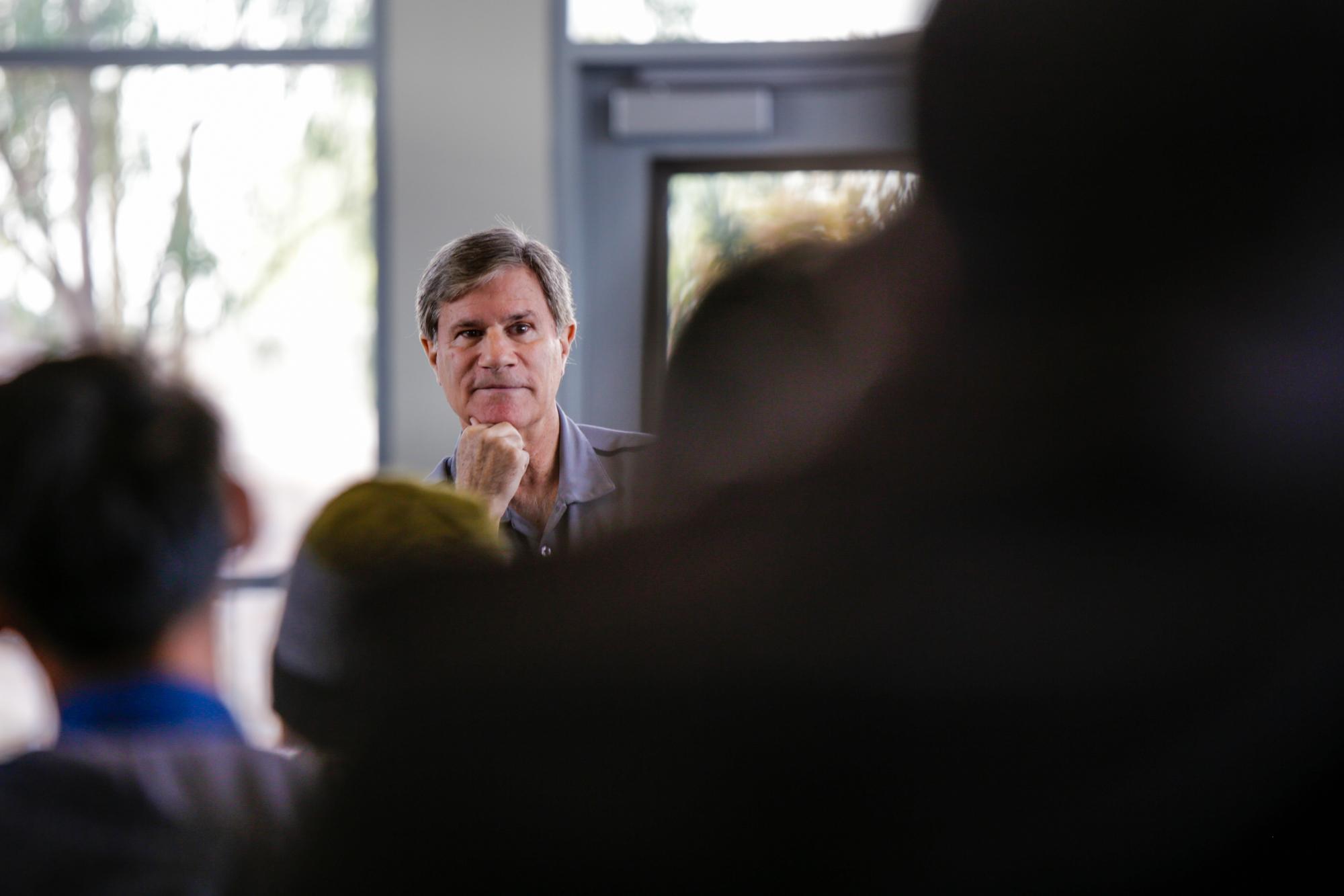 Ted talks at Pierce