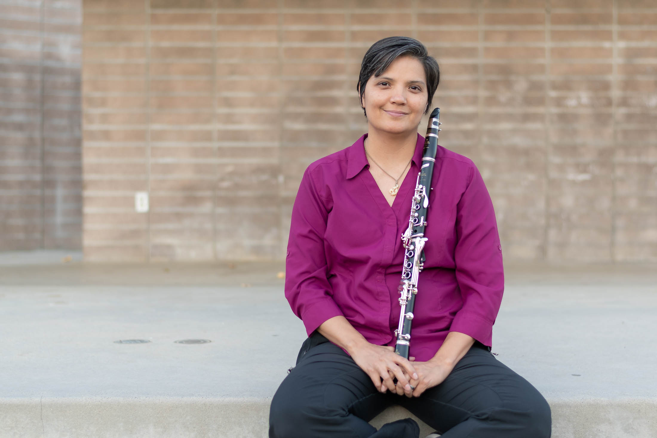 Woodwind artist changes the world with her clarinet