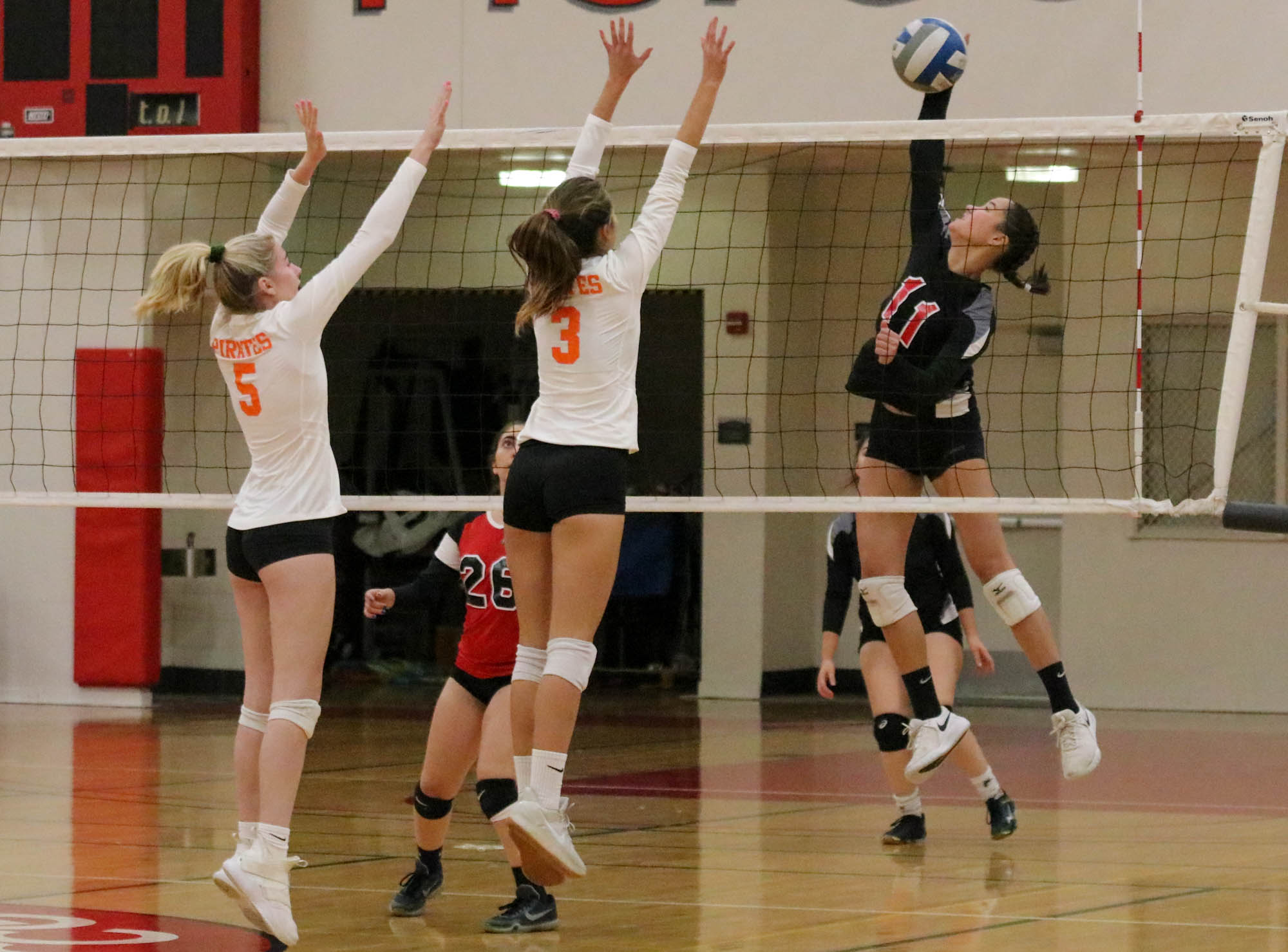 Volleyball drops home finale