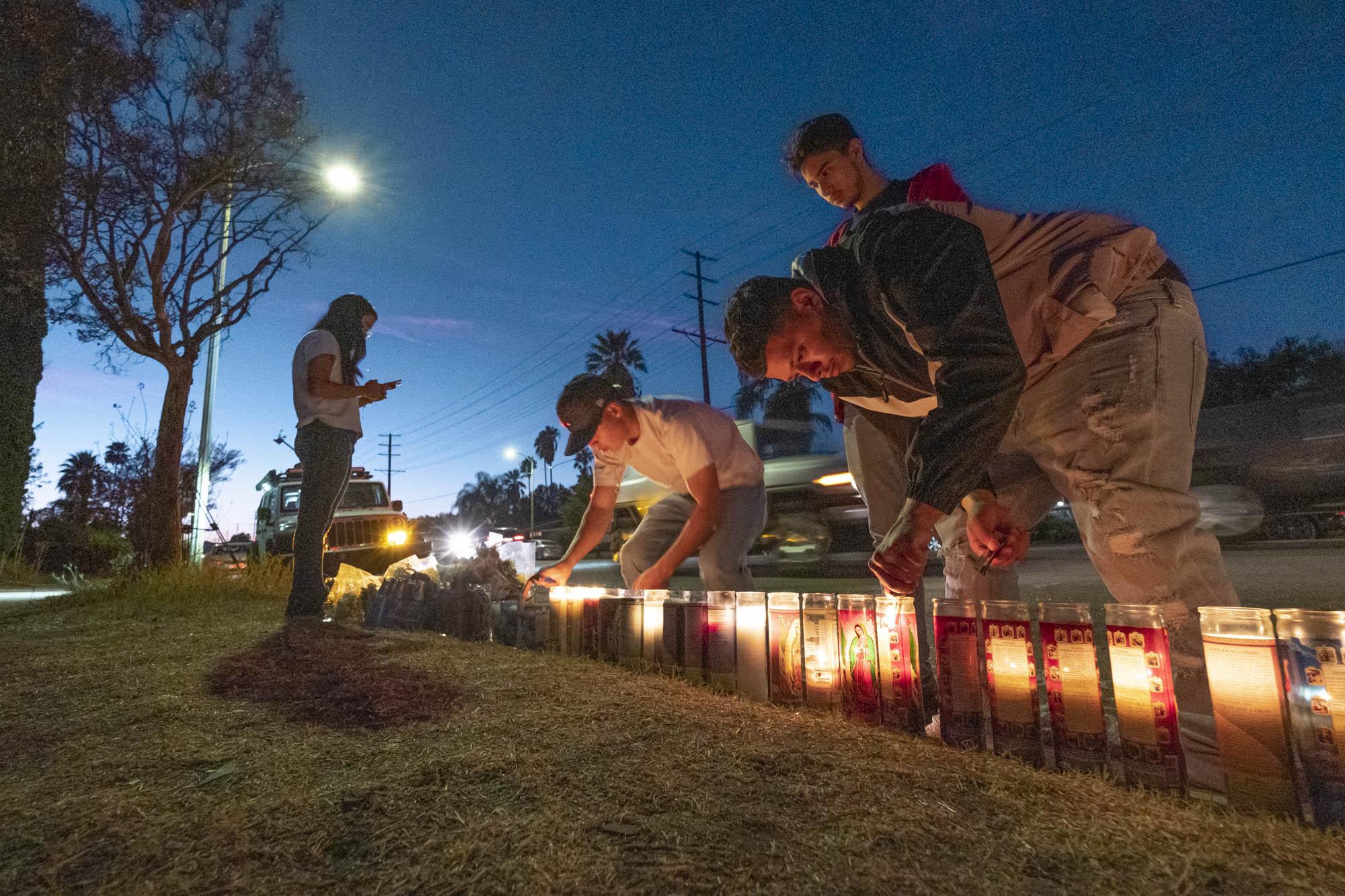 Pierce student dies in car accident