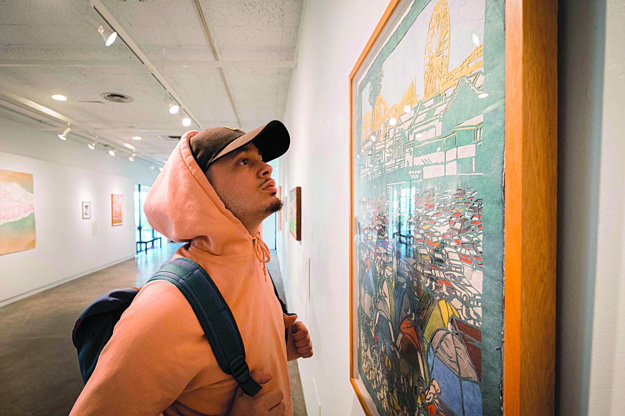 Art Exhibit: Homeless in LA