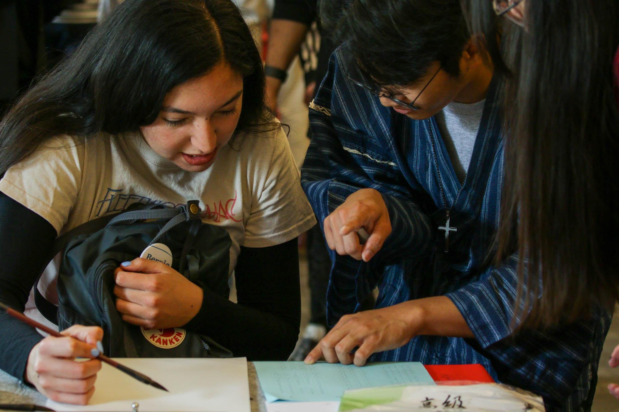 Japanese club brings Japanese culture