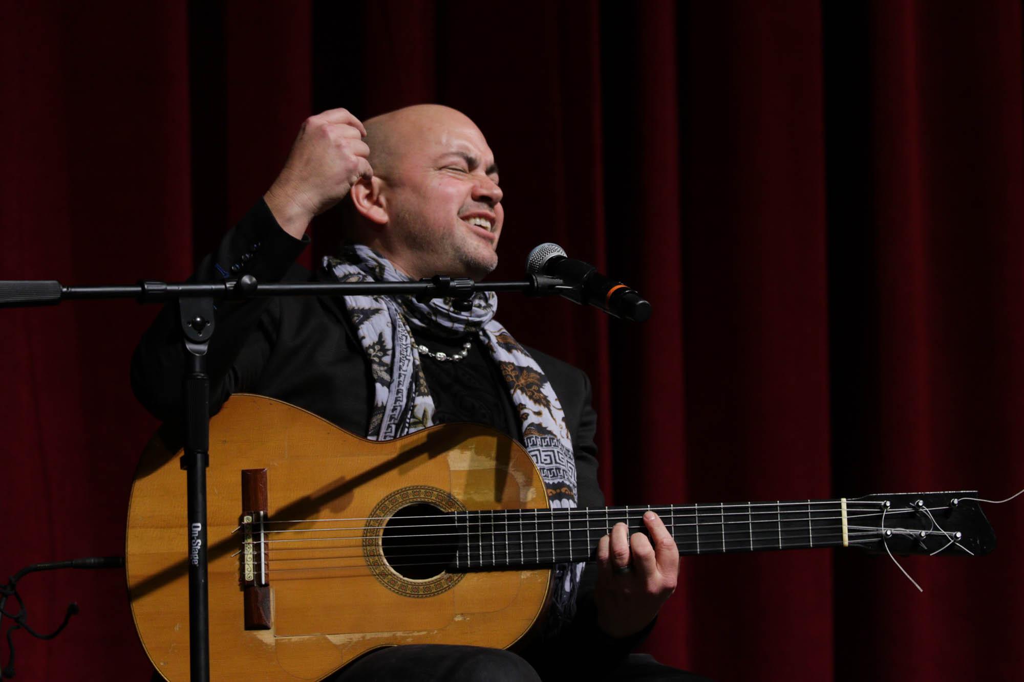 Seeking to unify through song