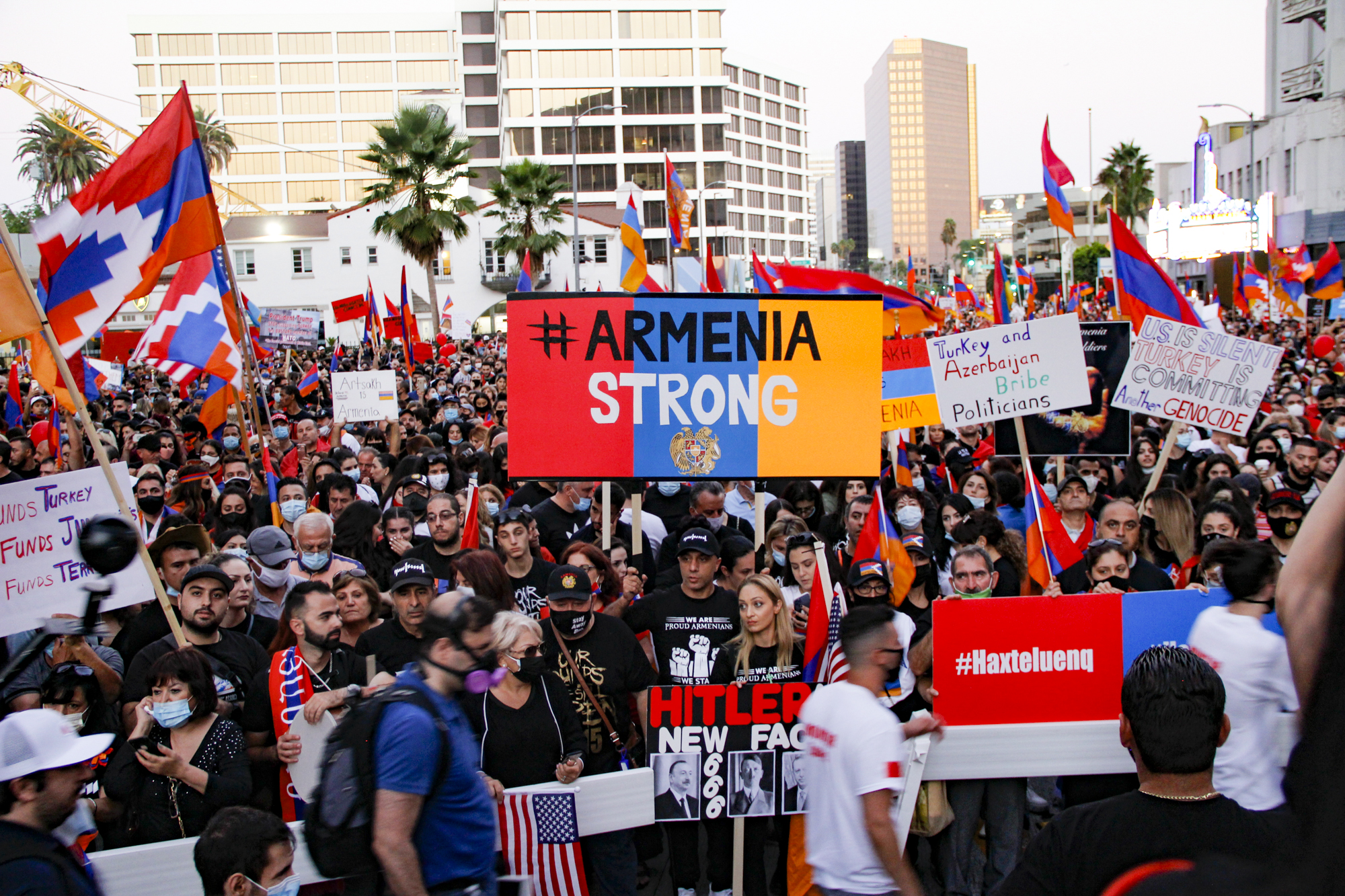 BRIEF: March for Victory