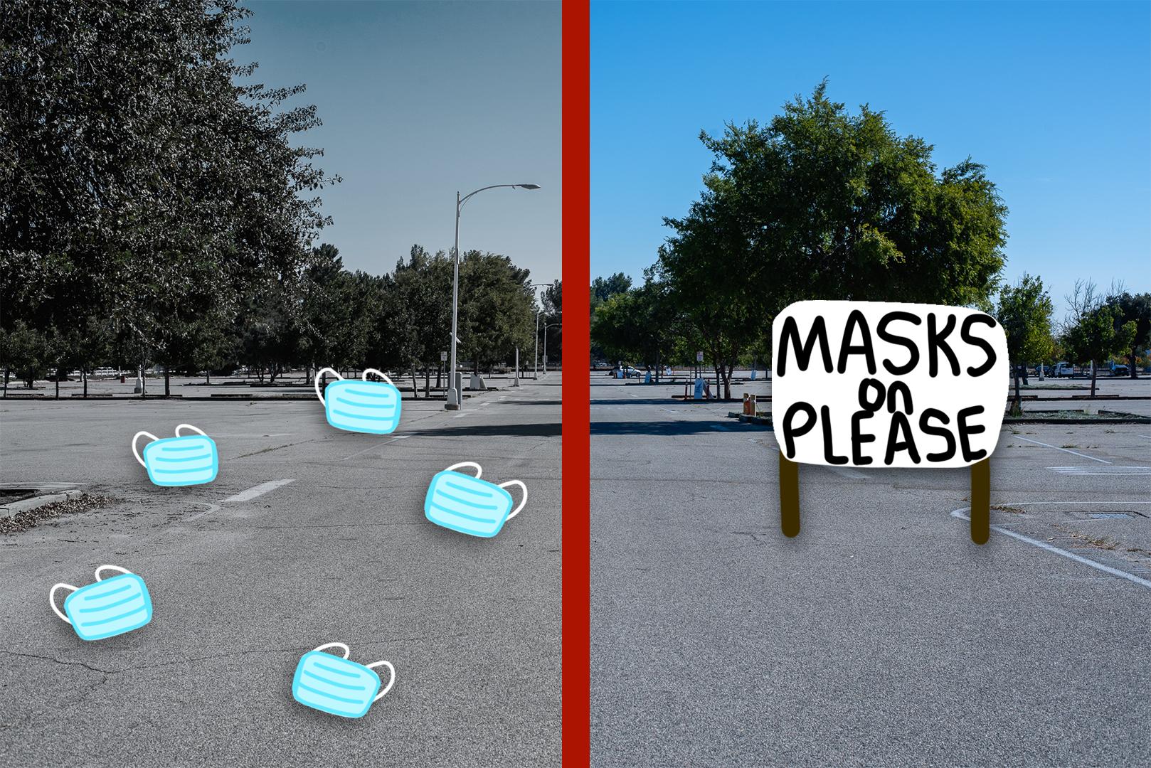 Preventing a health hazard on campus