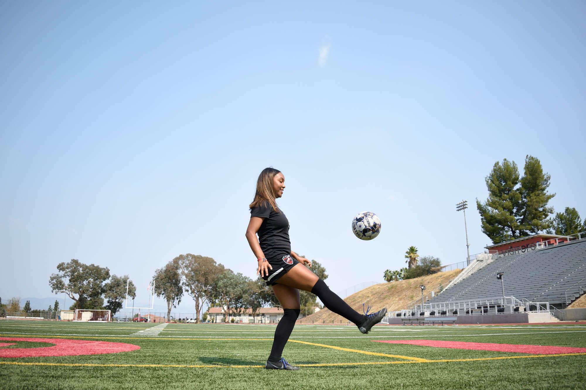 Eat, sleep, soccer, repeat
